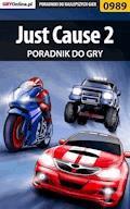 "Just Cause 2 - poradnik do gry - Michał ""Wolfen"" Basta - ebook"