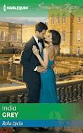 Rola życia - India Grey - ebook