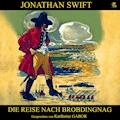 Die Reise nach Brobdingnag - Jonathan Swift - Hörbüch