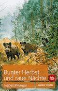 Bunter Herbst und raue Nächte - Harald Stenzel - E-Book