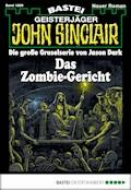 John Sinclair - Folge 1889 - Jason Dark - E-Book