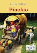 Pinokio - Carlo Collodi - ebook + audiobook