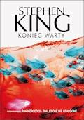 Koniec warty - Stephen King - ebook + audiobook