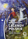 Legendy polskie - Wanda Chotomska - audiobook