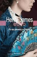 Echo - Henry James - ebook