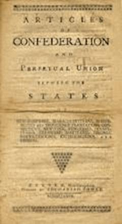 The Articles of Confederation - Benjamin  Franklin - ebook