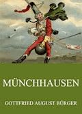 Münchhausen - Gottfried August Bürger - E-Book