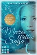 MeeresWeltenSaga: Alle 5 Bände der fantastischen Meerjungfrau-Reihe in einer E-Box! - Valentina Fast - E-Book