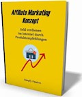 Affiliate Marketing Konzept - Simply Passion - E-Book