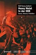 Heavy Metal in der DDR - Wolf-Georg Zaddach - E-Book