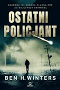 Ostatni policjant - Ben H. Winters - ebook