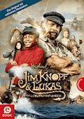 Jim Knopf und Lukas der Lokomotivführer – Filmbuch - Michael Ende - E-Book