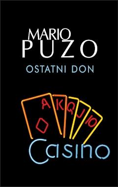 Ostatni Don - Mario Puzo - ebook