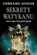 Sekrety Watykanu - Corrado Augias - ebook