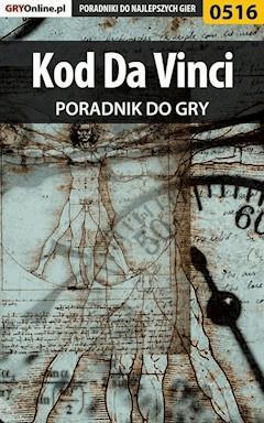 Kod Da Vinci - poradnik do gry - Krzysztof Gonciarz - ebook