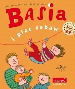 Basia i plac zabaw - Zofia Stanecka - ebook