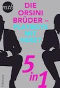 Die Orsini Brüder - Playboys mit Herz? - 5in1 - Catherine Spencer - E-Book