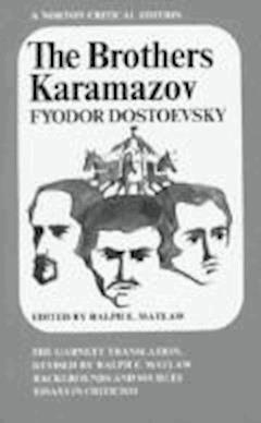 The Brothers Karamazov - Fyodor Mikhailovich Dostoyevsky - ebook