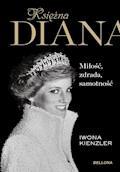 Księżna Diana - Iwona Kienzler - ebook