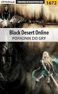 """Black Desert Online - poradnik do gry - Jacek """"Ramzes"""" Winkler - ebook"""