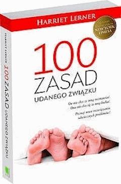100 zasad udanego związku - Harriet Lerner - ebook