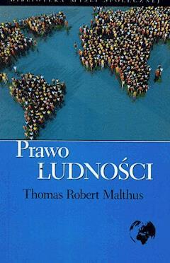 Prawo ludności - Thomas Robert Malthus - ebook