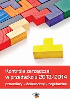 Kontrola zarządcza w przedszkolu - Michał Łyszczarz - ebook