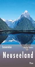 Lesereise Neuseeland - Joscha Remus - E-Book