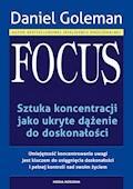 Focus. Sztuka koncentracji jako ukryte dążenie do doskonałości - Daniel Goleman - ebook