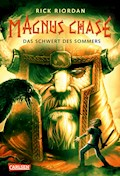 Magnus Chase 1: Das Schwert des Sommers - Rick Riordan - E-Book