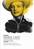Hrabal i inni. Adaptacje czeskiej literatury - Ewa Ciszewska, Ewelina Nurczyńska-Fidelska - ebook