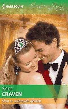 Ślub w wyższych sferach - Sara Craven - ebook