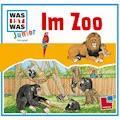 WAS IST WAS Junior Hörspiel: Im Zoo - Butz Buse - Hörbüch