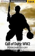 "Call of Duty: WW2 - poradnik do gry - Radosław ""Wacha"" Wasik - ebook"