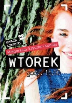 Wtorek, godz. 15.00 - Małgorzata Szyszko-Kondej - ebook