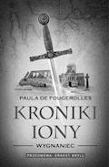 Kroniki Iony. Wygnaniec. - Paula de Fougerolles - ebook