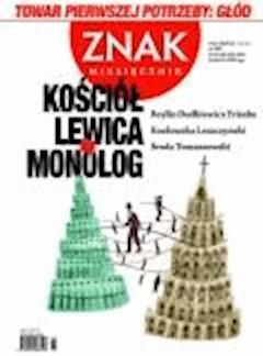 Miesięcznik Znak. Styczeń 2012 - Opracowanie zbiorowe - ebook