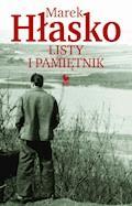 Listy i Pamiętnik - Marek Hłasko - ebook