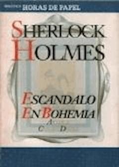 Un escándalo en Bohemia - Arthur Conan Doyle - ebook
