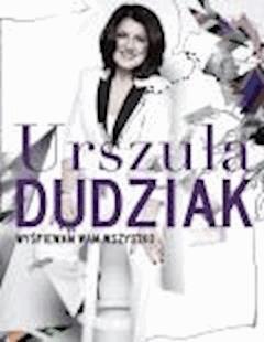 Wyśpiewam wam wszystko  - Urszula Dudziak - ebook