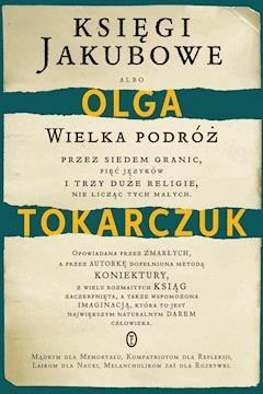 Księgi Jakubowe - Olga Tokarczuk - ebook