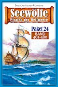 Seewölfe Paket 24 - Fred McMason - E-Book