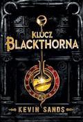 Klucz Blackthorna - Kevin Sands - ebook