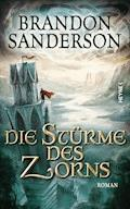 Die Stürme des Zorns - Brandon Sanderson - E-Book