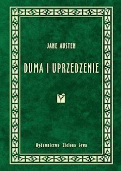 Duma i uprzedzenie - Jane Austen - ebook