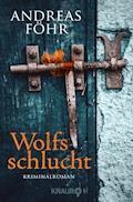 Wolfsschlucht - Andreas Föhr - E-Book + Hörbüch
