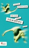 Skizze eines Sommers - André Kubiczek - E-Book