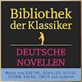 Bibliothek der Klassiker: Hörbuch-Meisterwerke der Literatur: Deutsche Novellen - Anonymus - Hörbüch