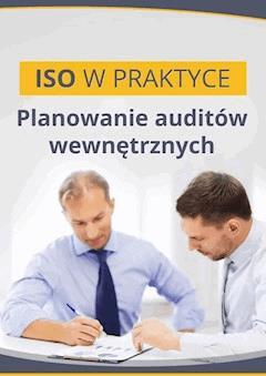 Planowanie auditów wewnętrznych - Mirosław Lewandowski - ebook