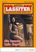Lassiter - Folge 2319 - Jack Slade - E-Book